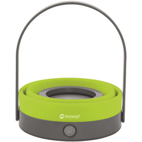 Outwell Doradus Lux Lanterne, lime green